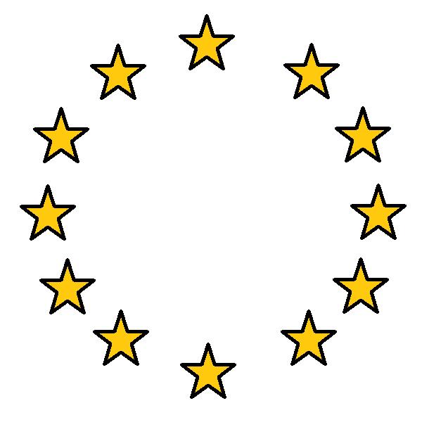 Estrellas ue png 2 » PNG Image.