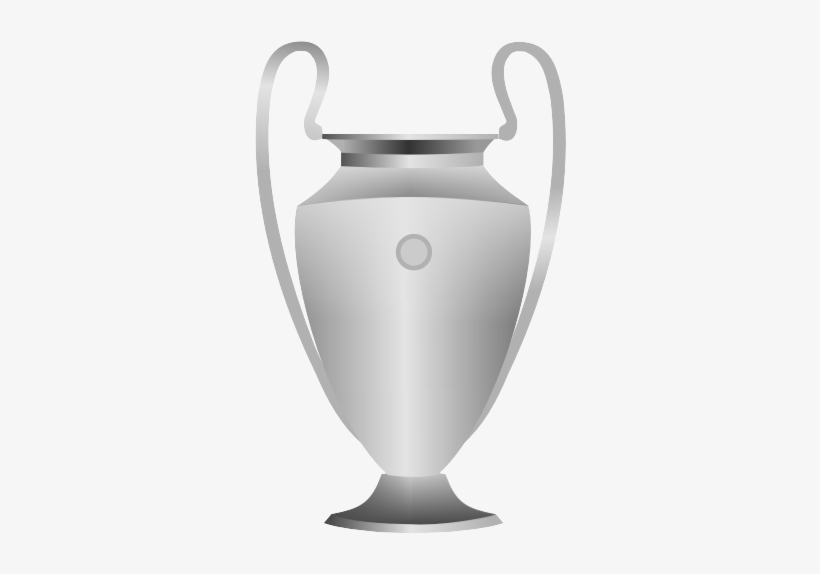 Trophy Clipart Uefa Champions League.