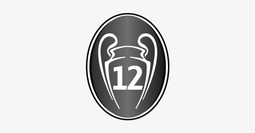Uefa Ucl Adult Badge Of Honour.
