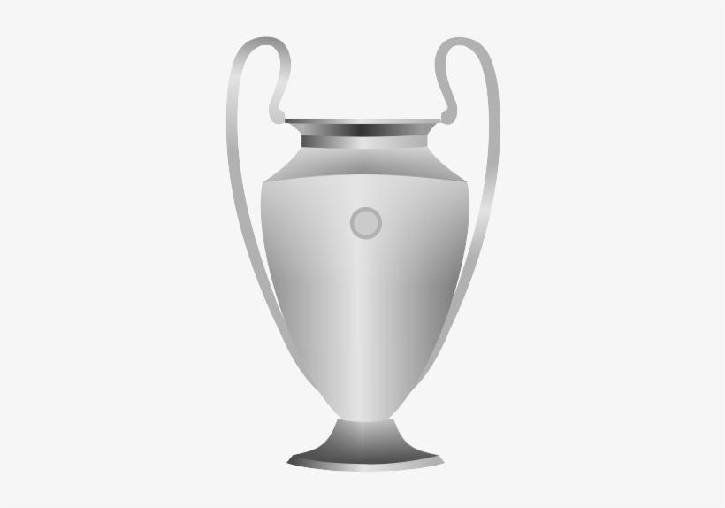 Trophy Clipart Uefa Champions League.