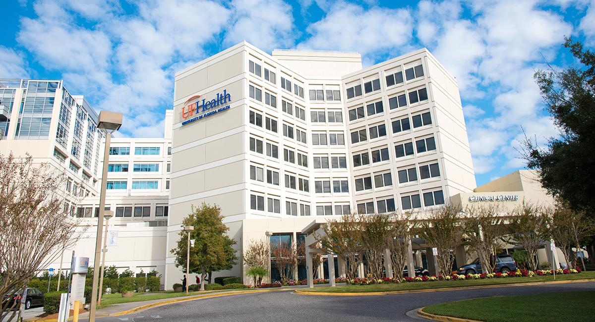 UF Health Jacksonville.