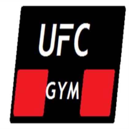 UFC Gym Logo.