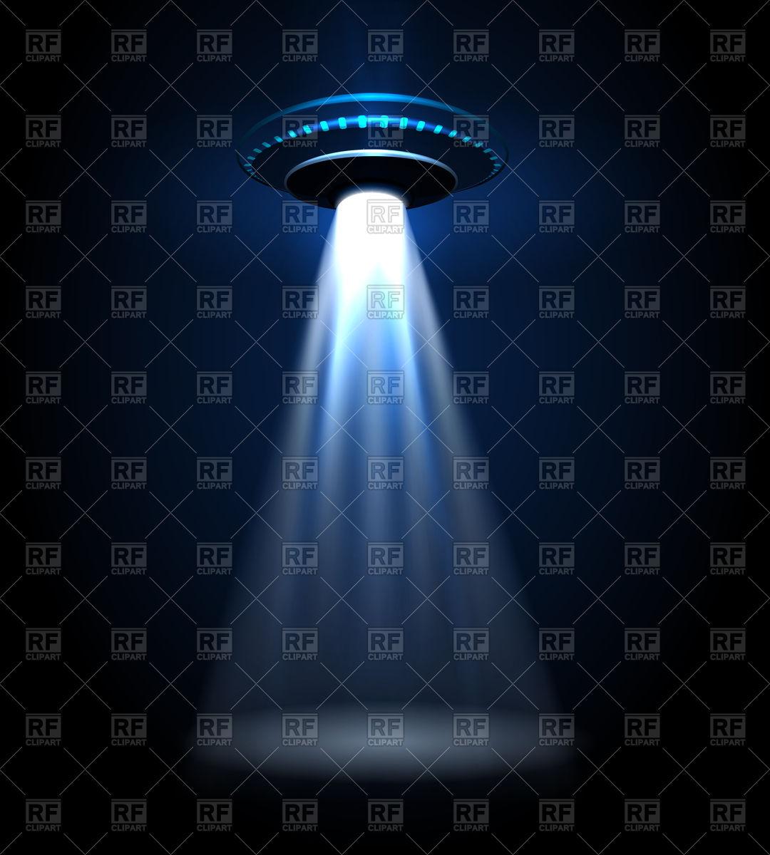 Ufo Beam Clipart.