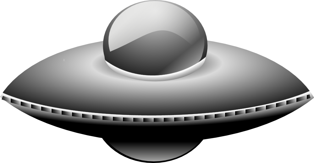 Ufo clipart no background.