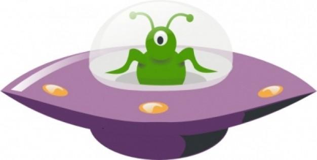 UFO Clipart.