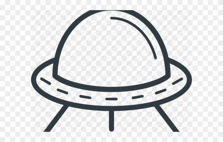 Ufo Clipart Alien Ship.