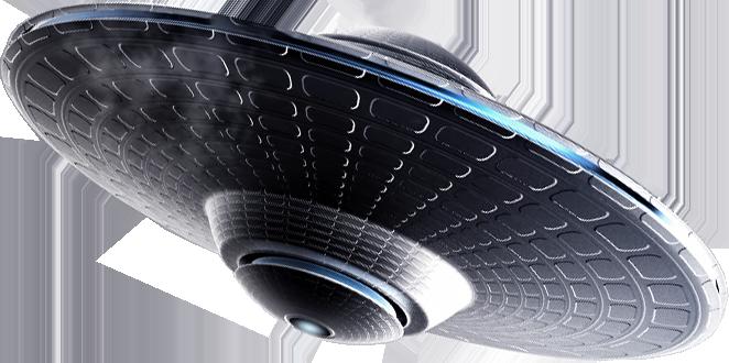 UFO PNG Transparent Images.