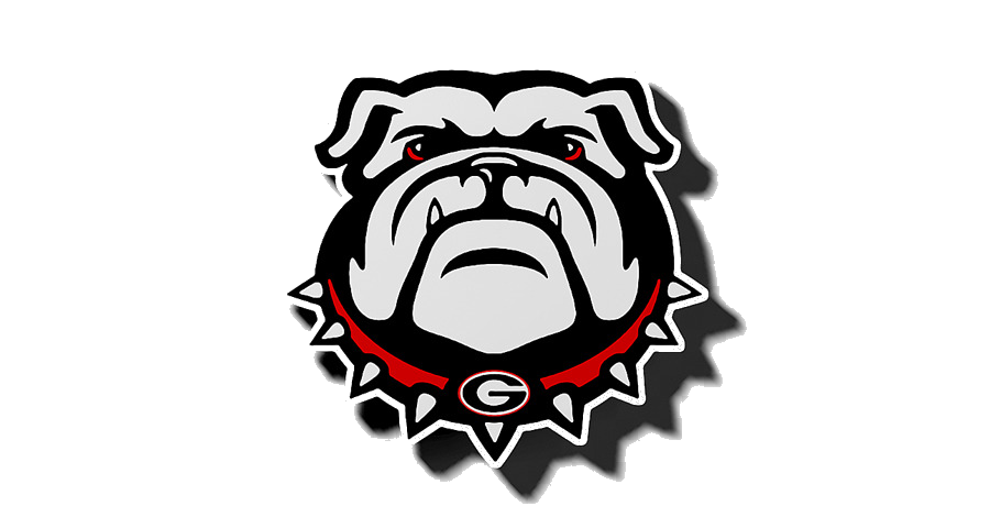 Georgia Bulldog Uga Clipart Bulldogs Football Mens.