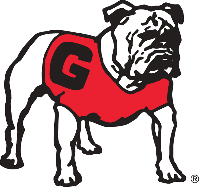 Georgia Bulldogs Alternate Logo.
