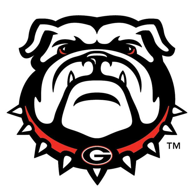 New UGA Bulldog logo designed by the folks at Nike..