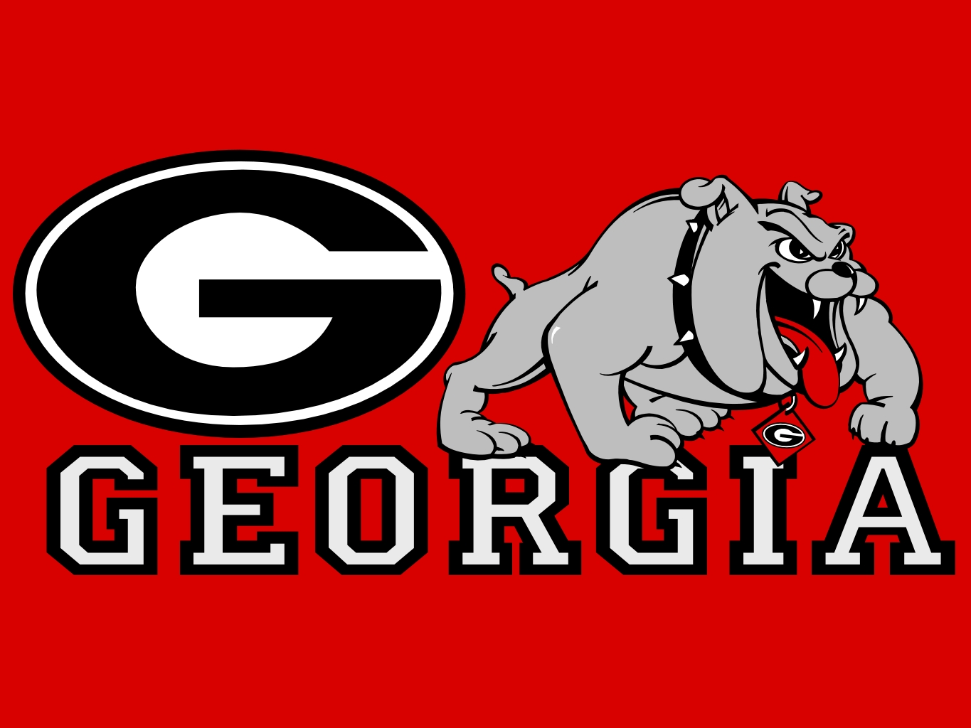 Collection of Uga clipart.
