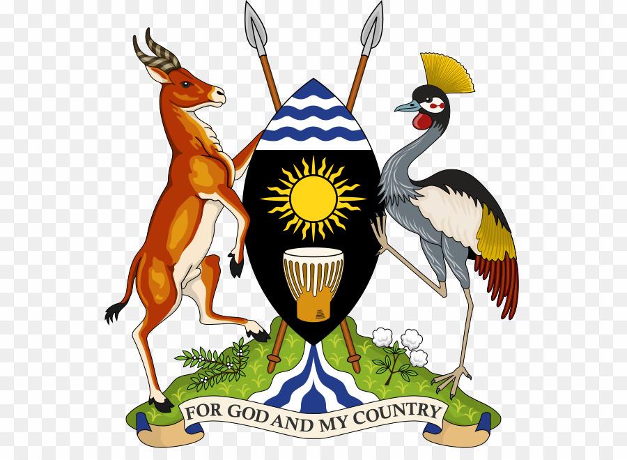 Uganda Coat Of Arms PNG Coat Of Arms Of Uganda Clipart.