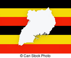 Map of uganda Illustrations and Clipart. 395 Map of uganda royalty.