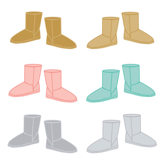 Free Ugg Cliparts, Download Free Clip Art, Free Clip Art on.