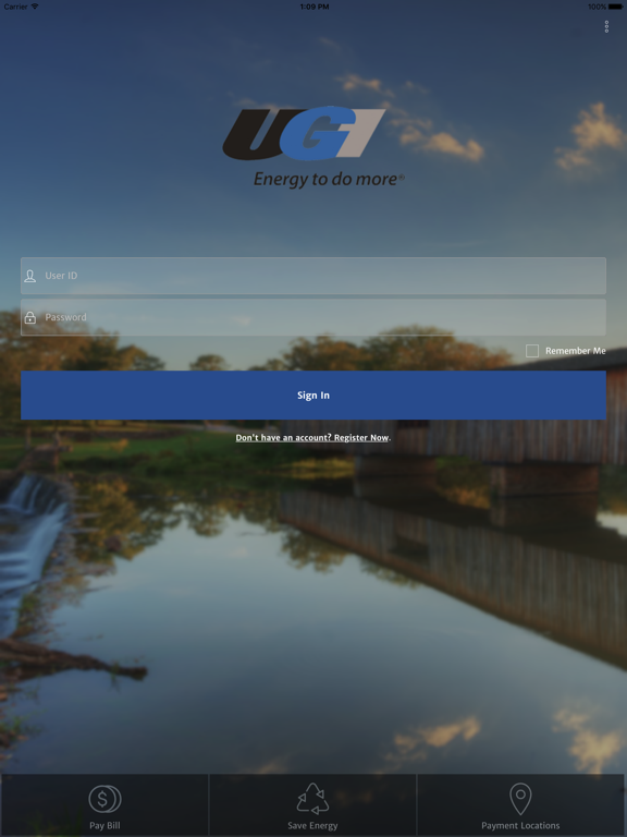 UGI Online Account Center.