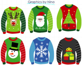 1356 Sweater free clipart.