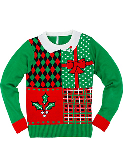 Download Free png Ugly christmas sweater png 2 » PNG Image.