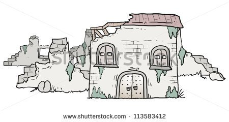 Showing post & media for Cartoon ugly house.