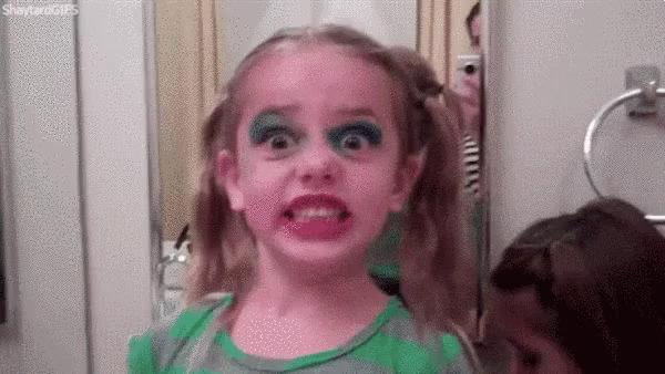 Makeup GIFs.