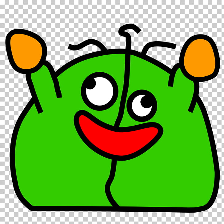 Agy Icon, Meng ugly little monster PNG clipart.