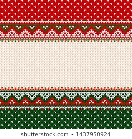 Border Clipart Ugly Christmas Sweater Clipart.