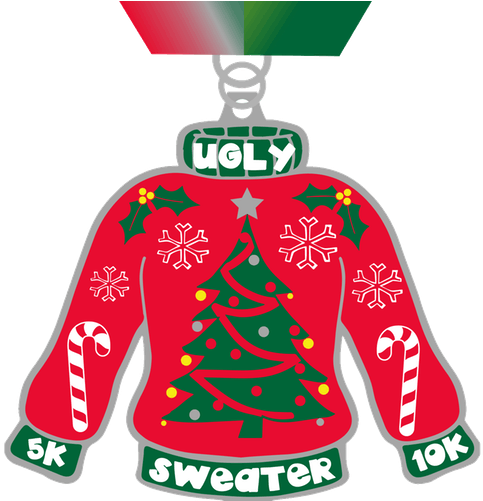 2017 Ugly Sweater 5k And 10k.