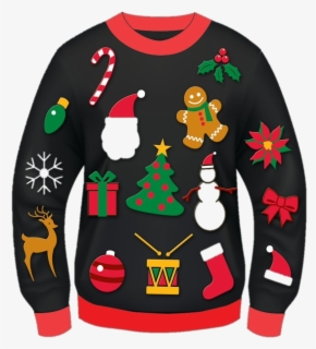 Free Ugly Sweater Clip Art with No Background , Page 4.