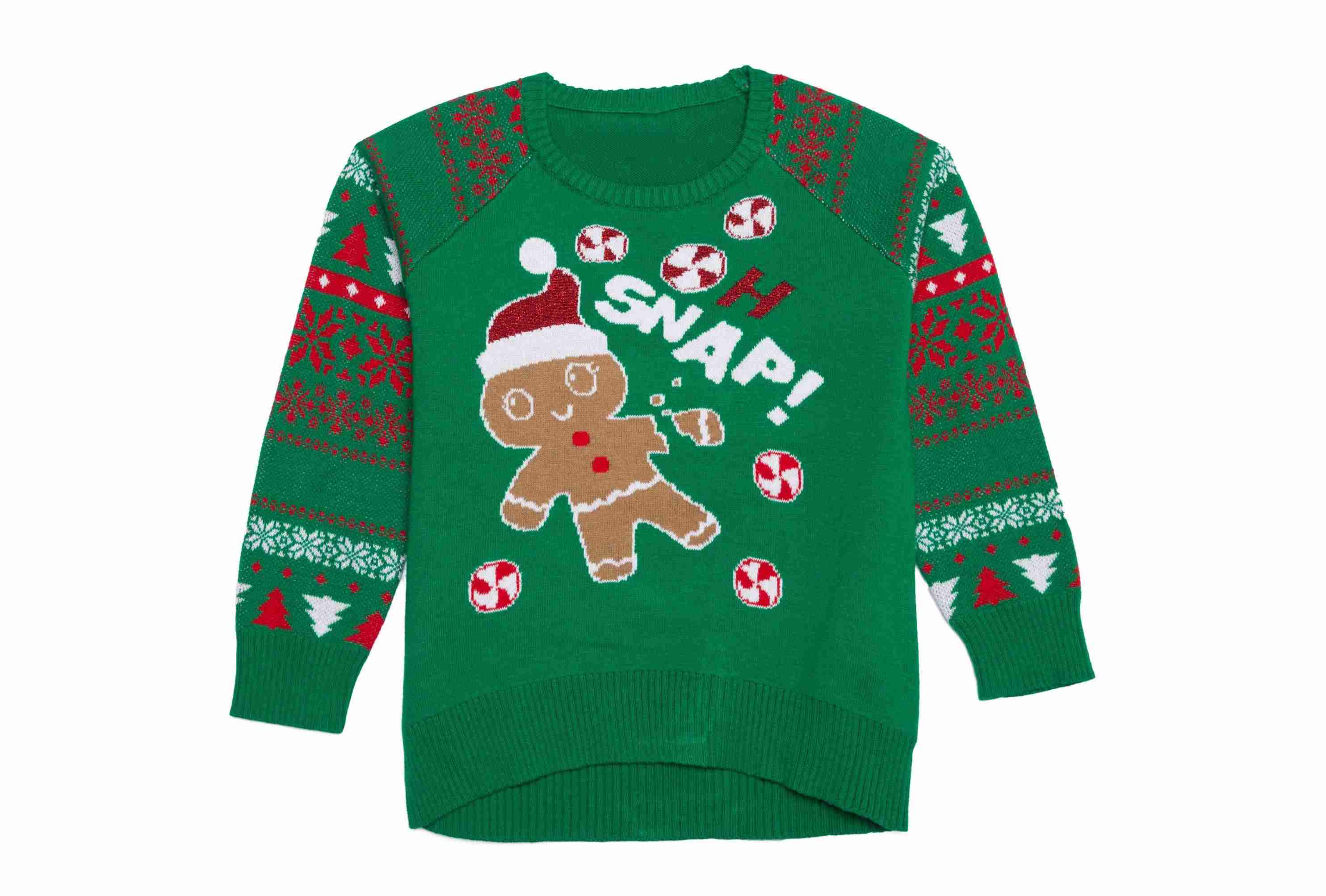 13 Cutest Ugly Christmas Sweaters for Babies.