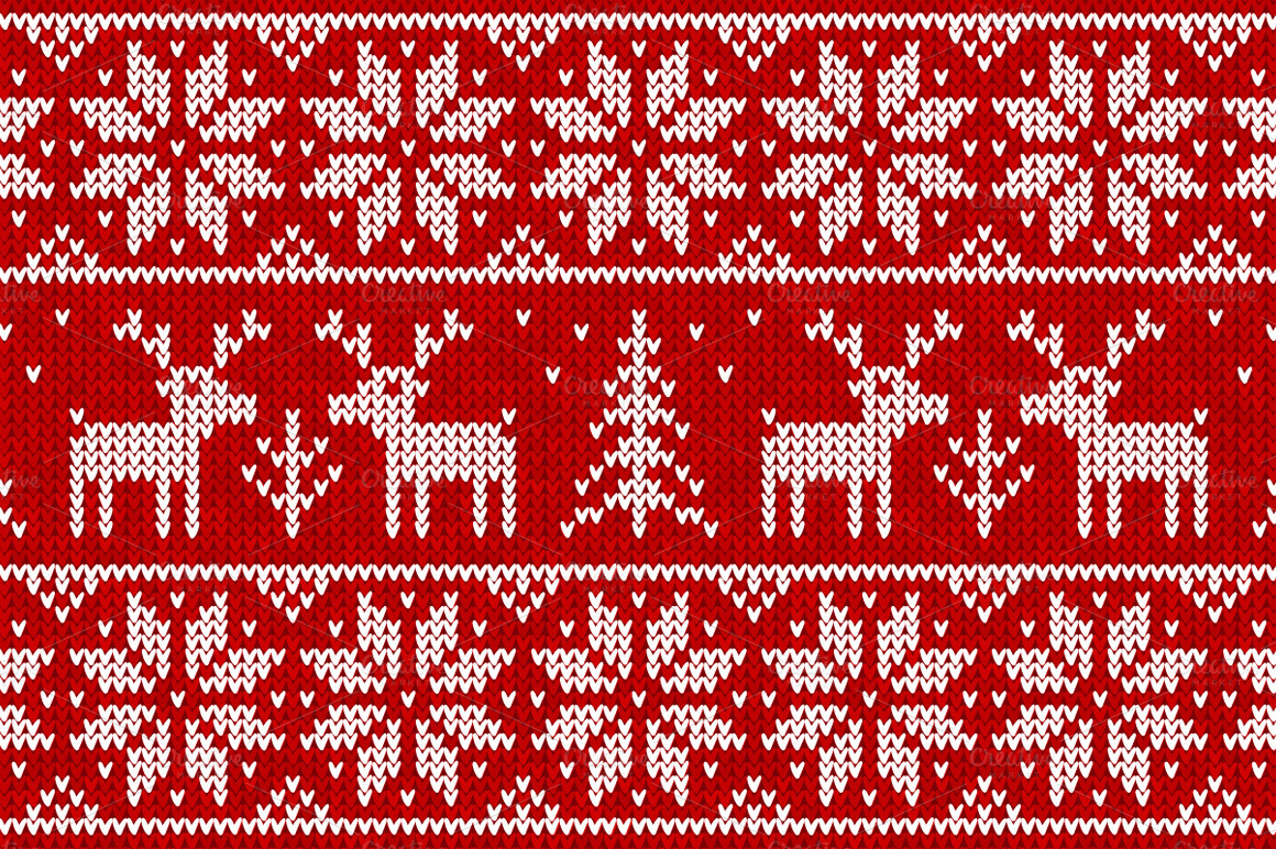 Ugly Christmas Sweater Pattern Vector at GetDrawings.com.