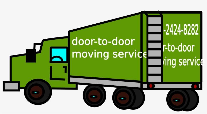 Move Clipart Uhaul Truck.