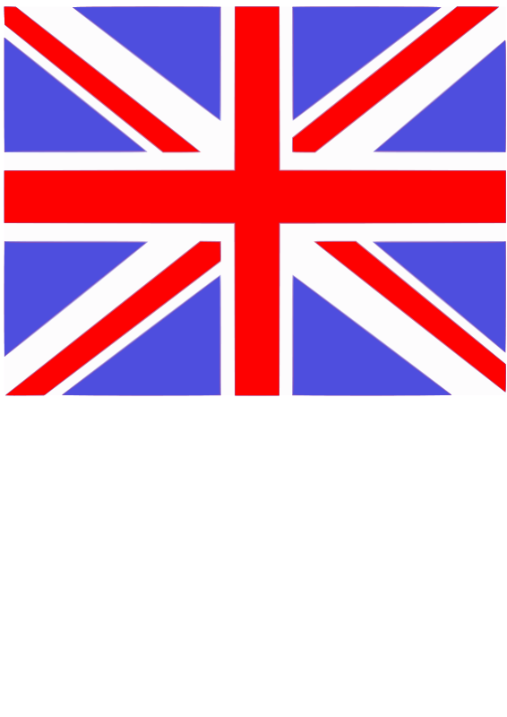 Free Clipart: UK Flag.