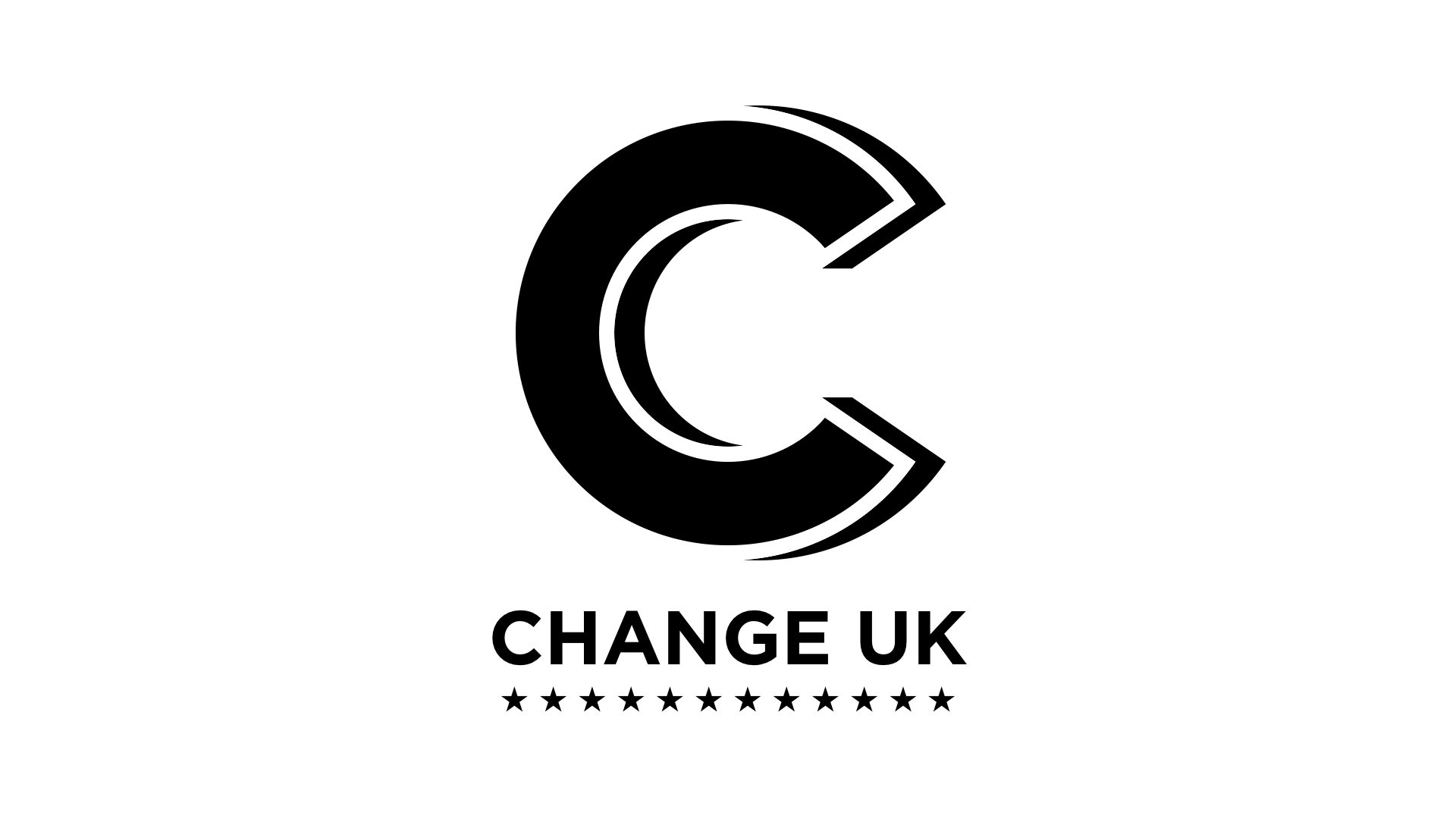 A better logo for Change UK.