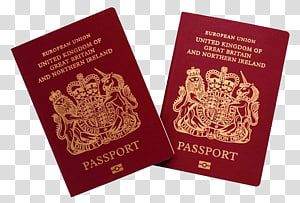 United Kingdom Brexit British passport European Union.