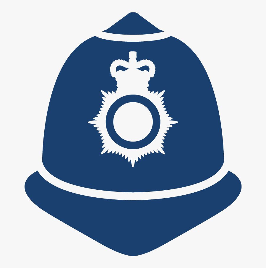 Uk Police Hat Clipart , Png Download.