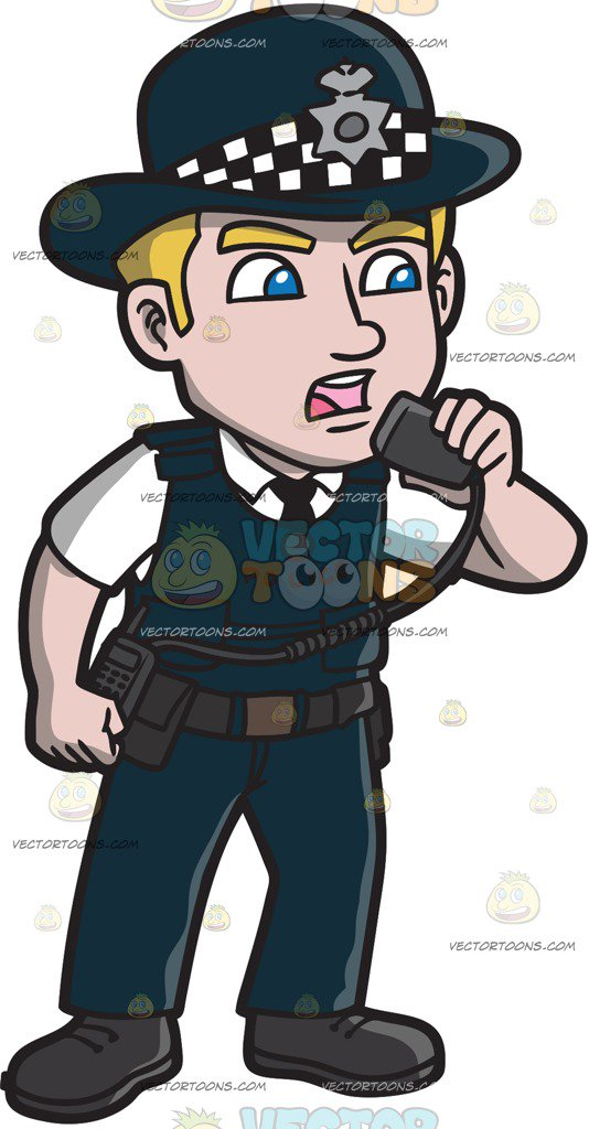 Uk police clipart 3 » Clipart Station.