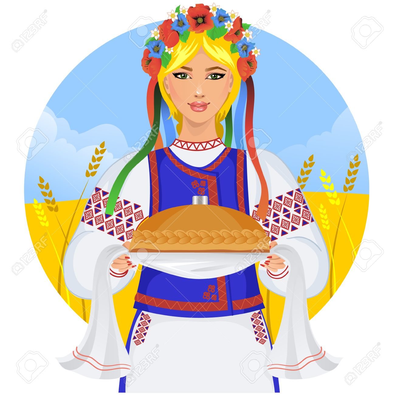 Ukrainian clipart.