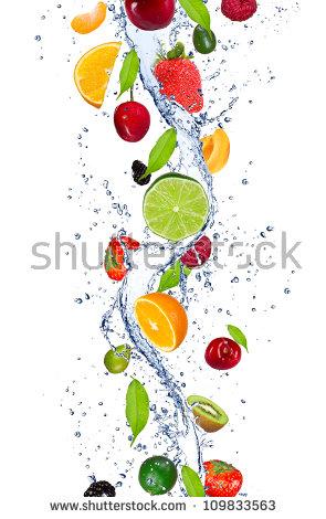 Falling fruit white background free stock photos download (18,242.