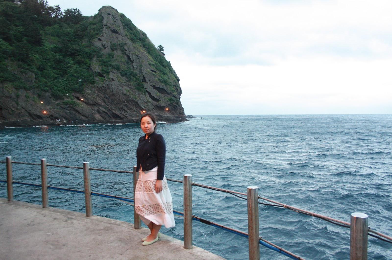 A window to My life in Wonderful Korea.: My amazing tour of Dokdo.