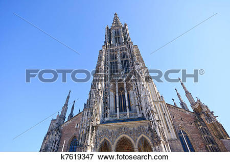 Picture of Ulm Cathedral k7619347.