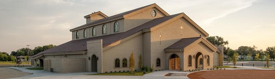 St. Paul's Parish: St. Paul's Catholic Church.