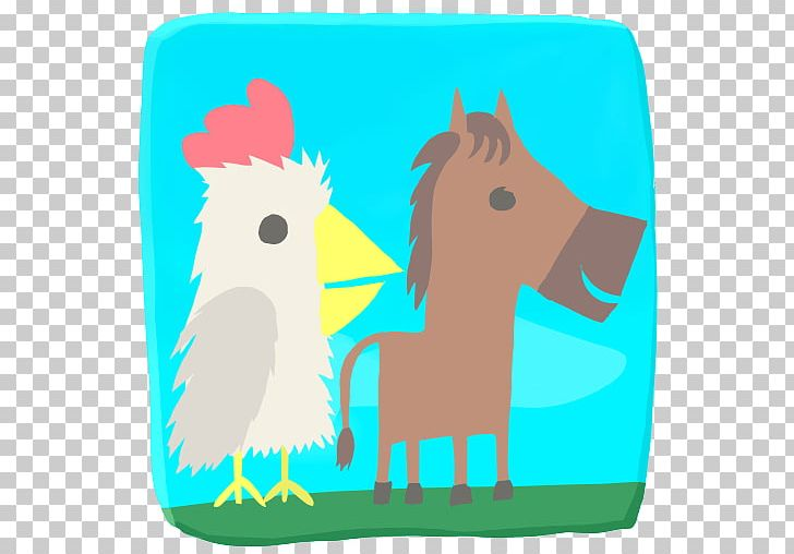 Ultimate Chicken Horse Broadsword: Age Of Chivalry V2 Q*Bert.