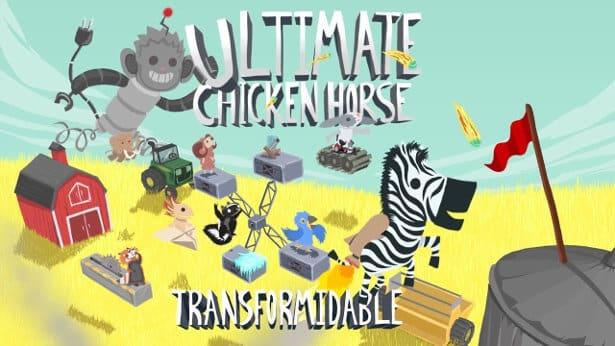 Ultimate Chicken Horse Transformative update.