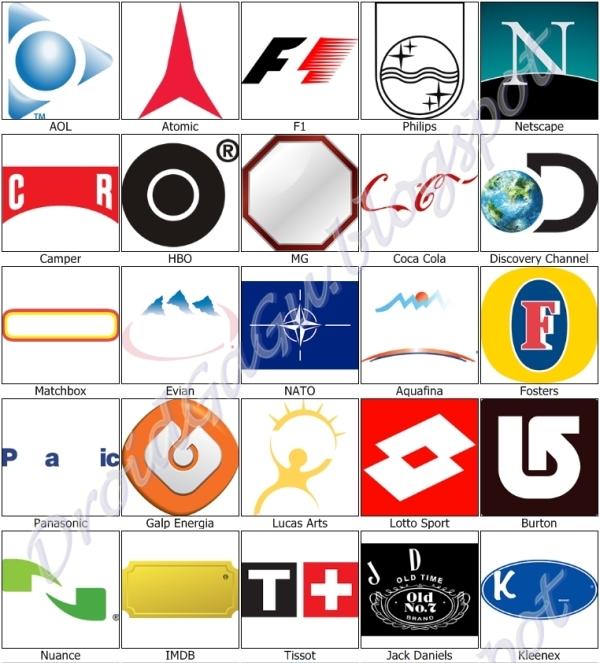 Level 10 symblCrowd Logo Quiz Ultimate Answers.