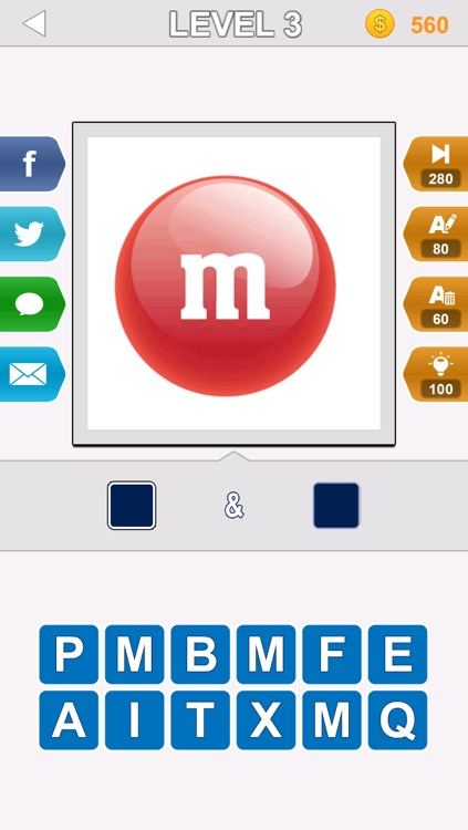 The Ultimate Logo Quiz by ThinkCube Inc..