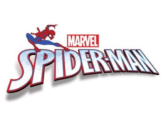 Disney XD\'s ULTIMATE SPIDER.