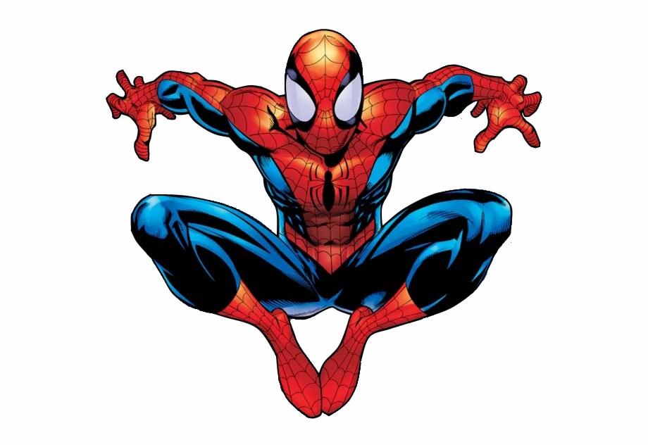 Ultimate Spiderman Transparent Png.