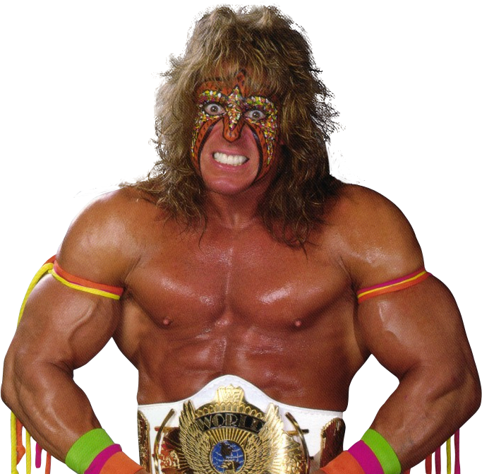 Download Free png The Ultimate Warrior PNG Photos.