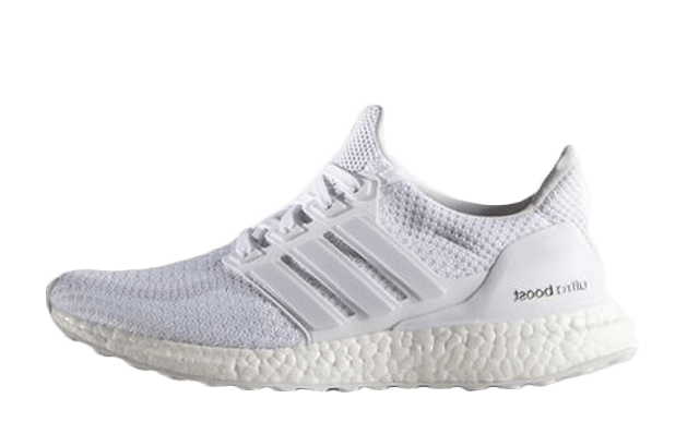 adidas Ultra Boost Triple White.