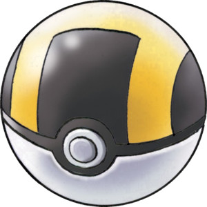 Ultra ball clipart no background.