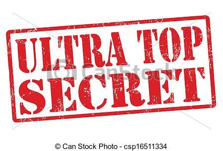 Vectors of Ultra top secret.